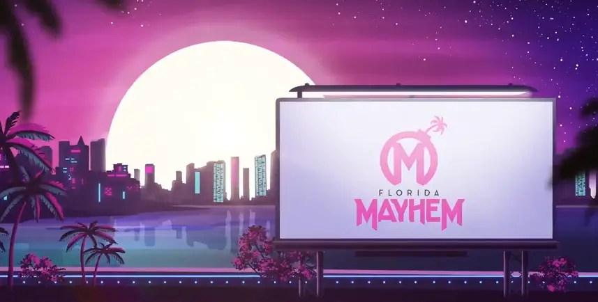 Florida Mayhem 2021 Roster