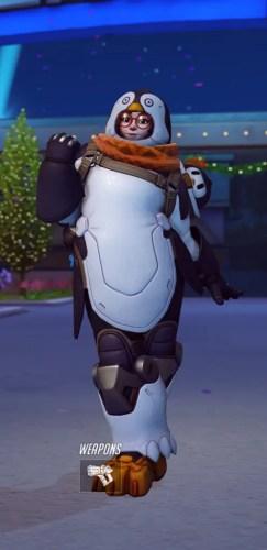 Penguin Mei