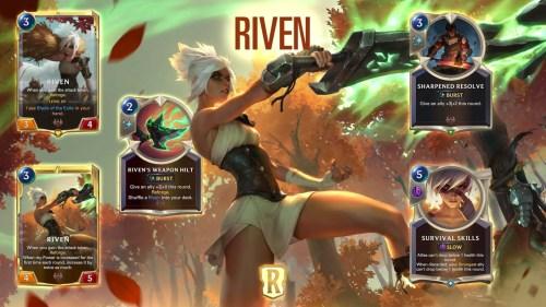 Riven Legends of Runeterra