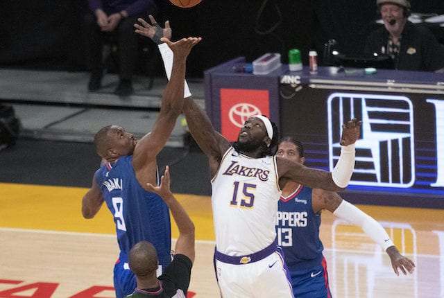 Why is Montrezl Harrell so Beneficial to the Los Angeles Lakers?