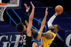 The Los Angeles Lakers Set a Franchise Record