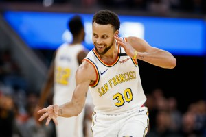 Steph Curry Scores Career-High 62 Points