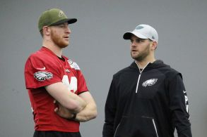 The Carson Wentz Conflict Continues