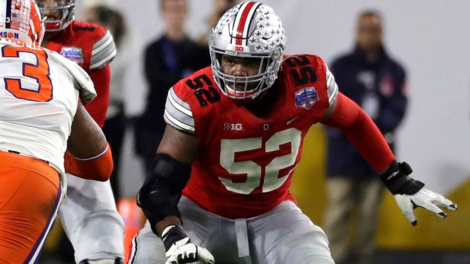 2021 NFL Draft Offensive Guard and Center Rankings