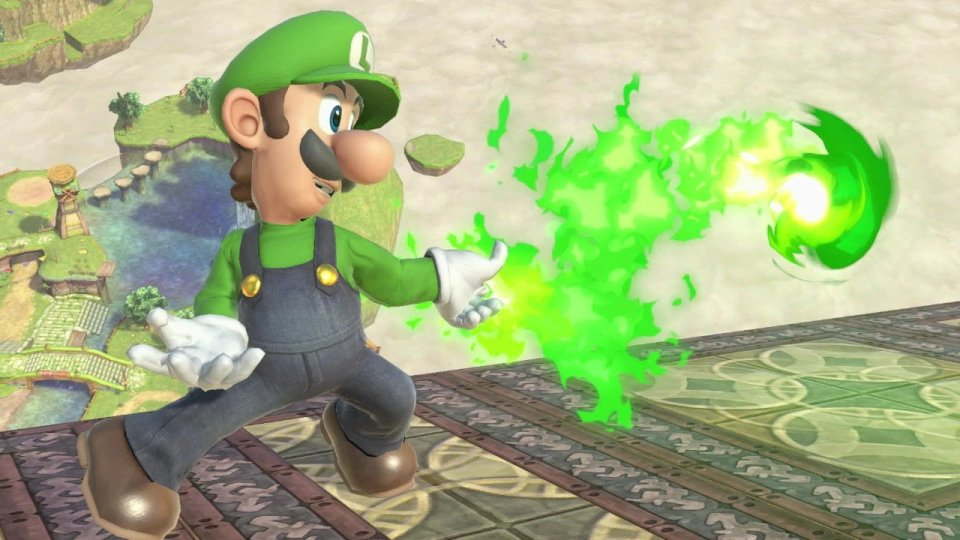 Luigi in the Smash Ultimate Metagame