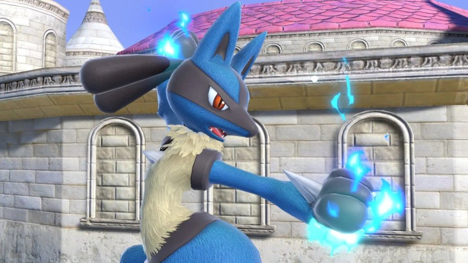 Lucario in the Smash Ultimate Metagame