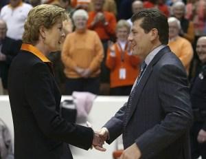 UCONN Women's Basketball and Geno Auriemma