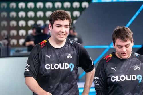 Cloud9 Cooldown Game 1