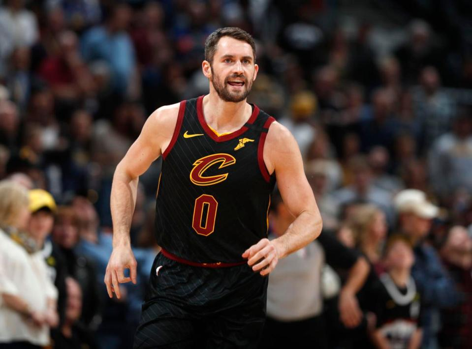 Kevin Love Could be Returning From Injury Soon