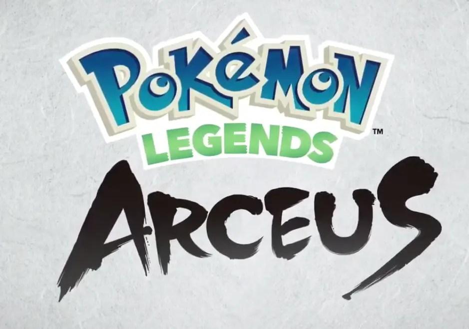 Pokemon Legends Arceus Release Date