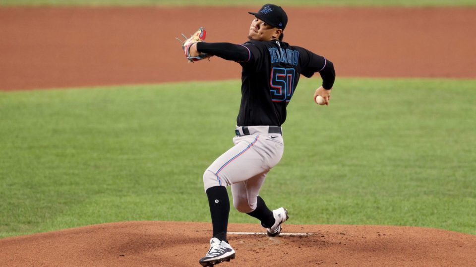 Jordan Yamamoto Traded to Mets