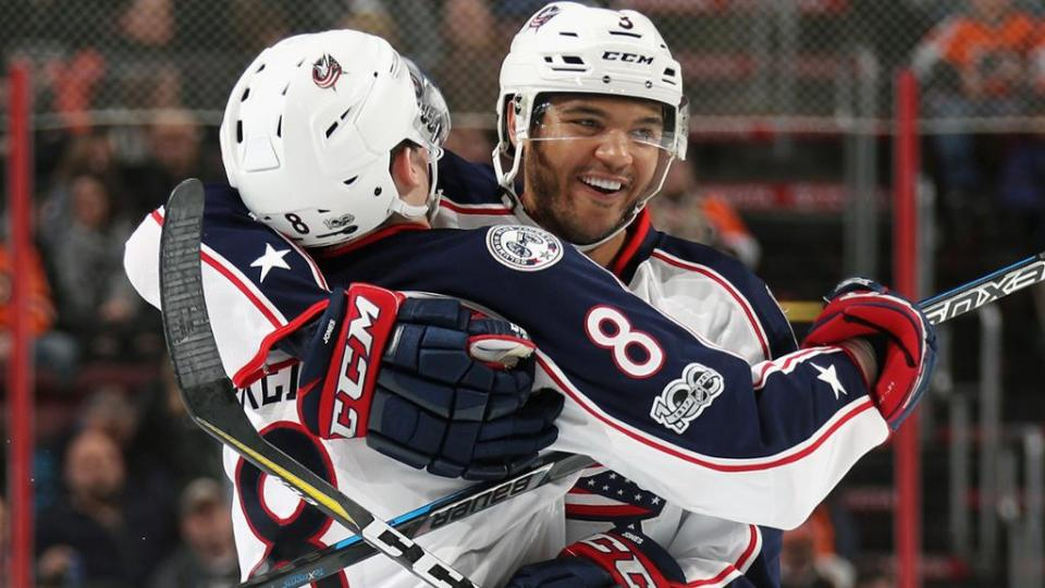 Blue Jackets Offense Struggling