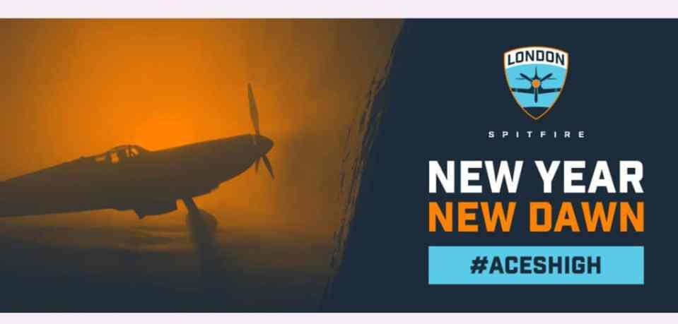 London Spitfire News Update