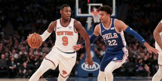 Are the Knicks the Hottest Team in the League?