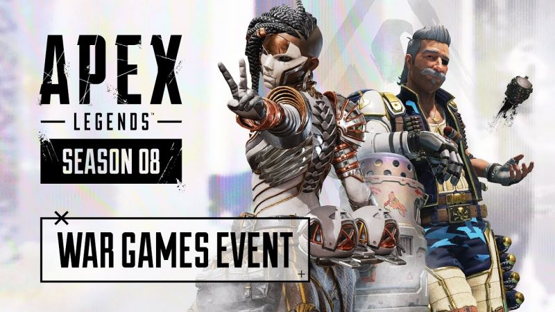 apex legends war games patch notes