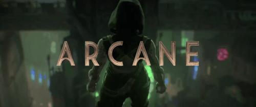 Arcane League of Legends Show