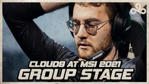 Cloud9 cooldown Surviving Groups
