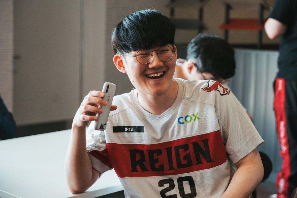 What is The Schedule For The Seventh Week of The Overwatch League? Ir1s doesn't really know but he's happy.