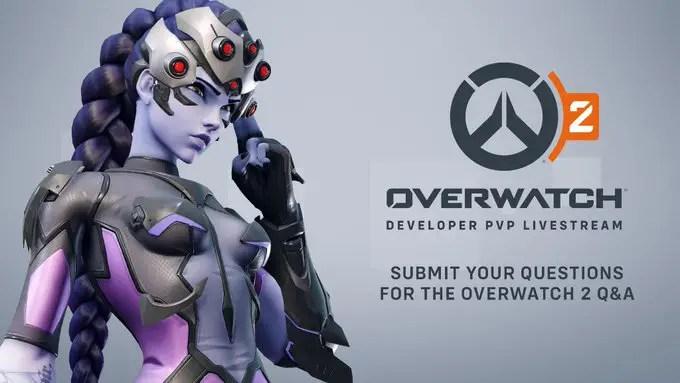 Overwatch 2 Livestream Date