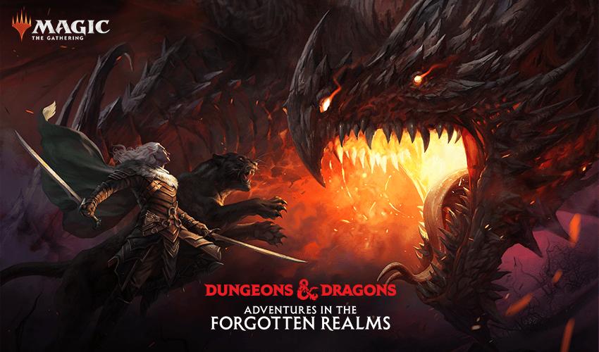 Dungeons Dragons Magic Set