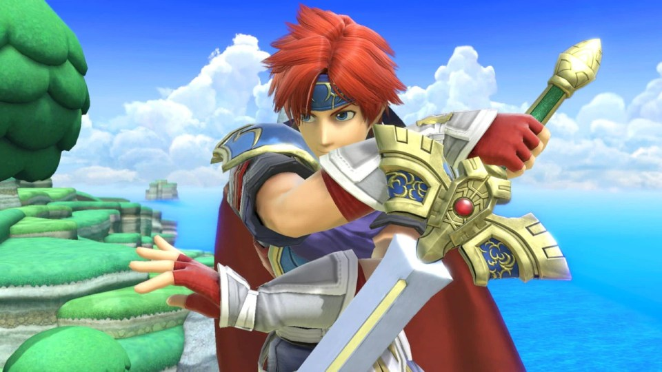 Roy in the Smash Ultimate Metagame