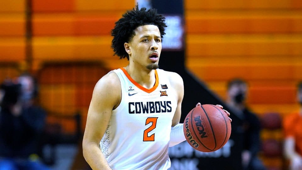Cade Cunningham 2021 NBA Draft Profile