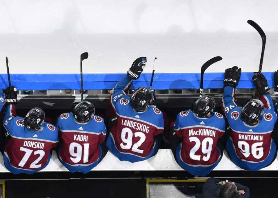 Should the Colorado Avalanche be Concerned Ahead of Game 5?