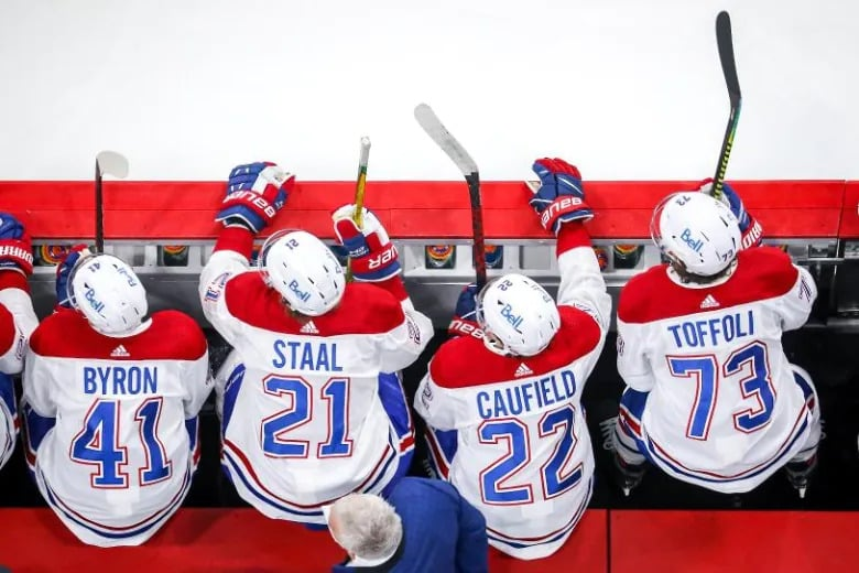 Montreal Canadiens Game 2