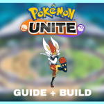 Pokemon Unite Cinderace Build