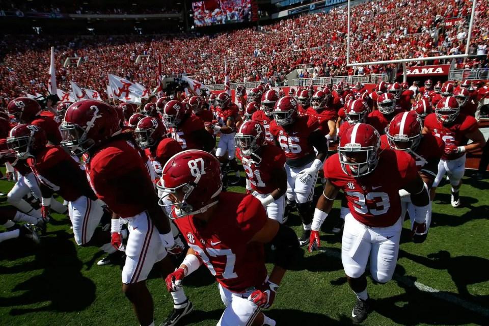 2021 SEC Football Preview: Alabama Crimson Tide