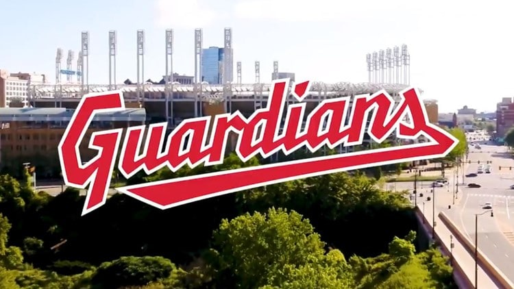 Cleveland Chooses Guardians as new team name
