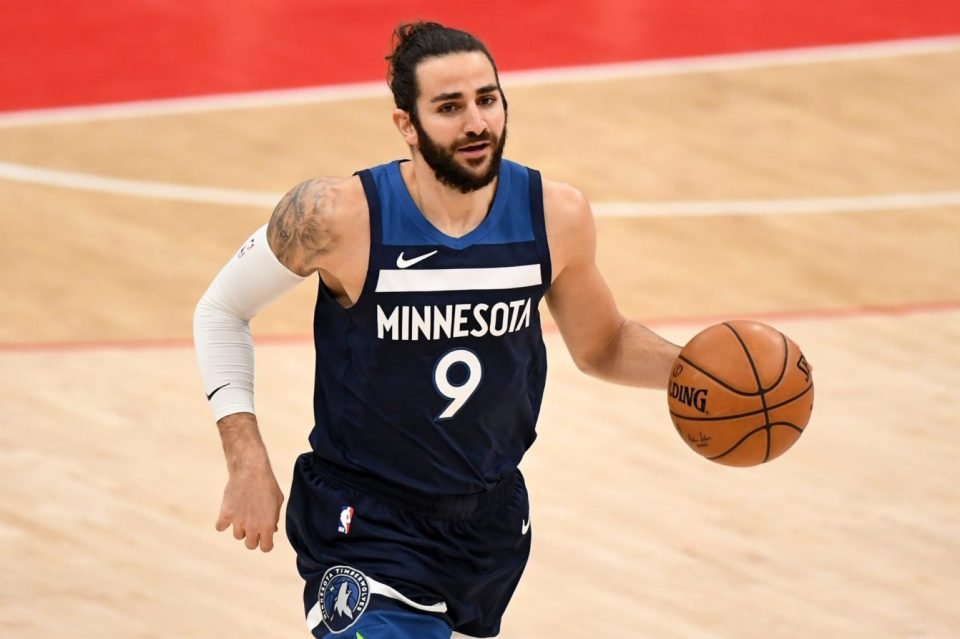 Minnesota Trades Ricky Rubio and Pick to Cleveland for Taurean Prince