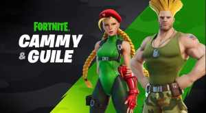 Cammy Guile Fortnite