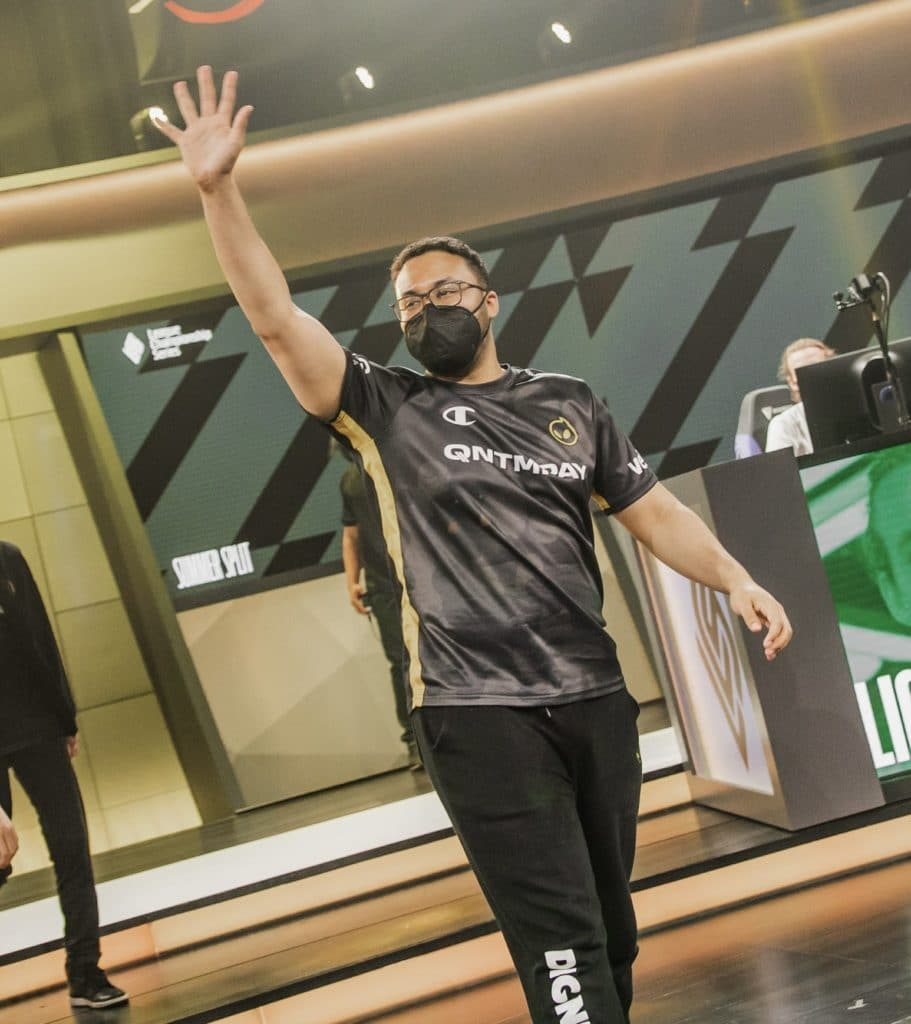 Dignitas Secure Upper Bracket Spot this Past Weekend with a Win Over CLG