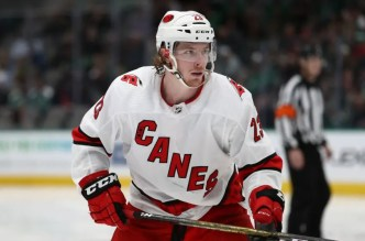 Brock McGinn was the biggest splash for the Penguins in free agency this year.