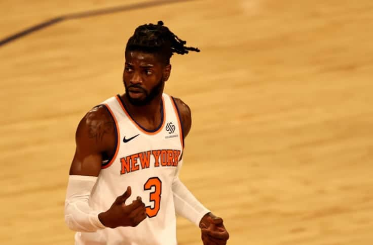 Alec Burks and Nerlens Noel to Re-Sign with New York Knicks