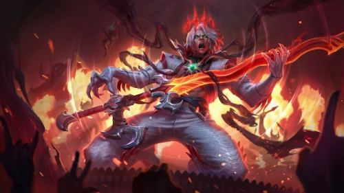 Pentakill Lost Chapter Viego