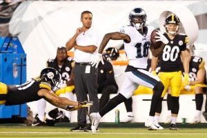 Pros and cons for the Eagles first preseason game against the Steelers