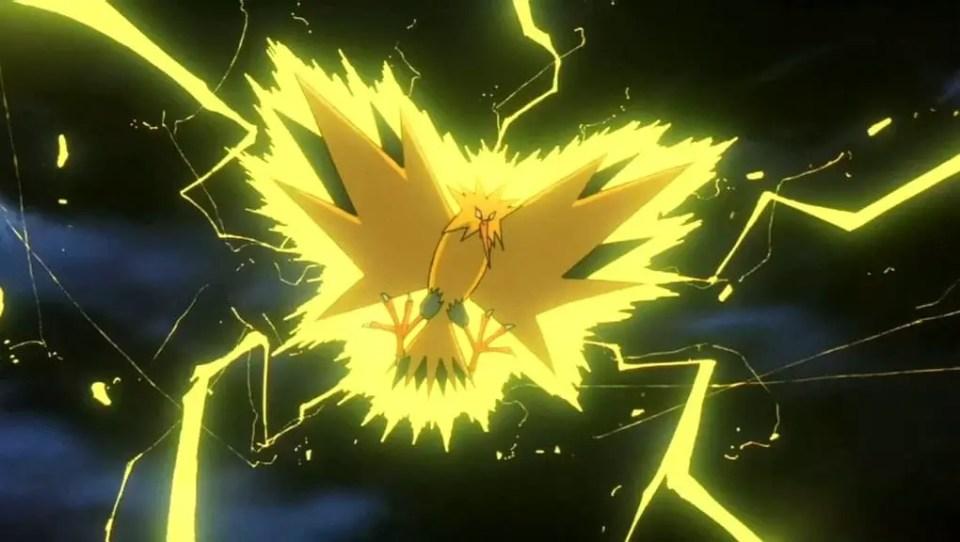 Featured image for the Pokemon UNITE Zapdos guide