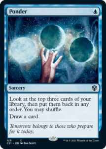 List of Conjure Cards