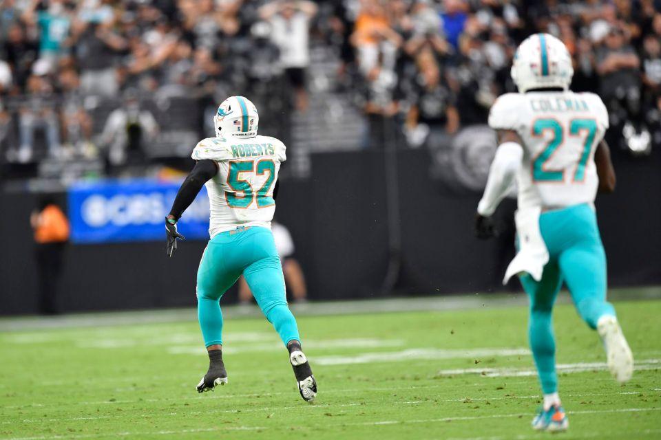 Miami Dolphins Game Recap: Las Vegas Raiders