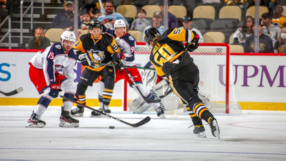 Despite the 3-0 loss, the Pittsburgh Penguins played extremely well.