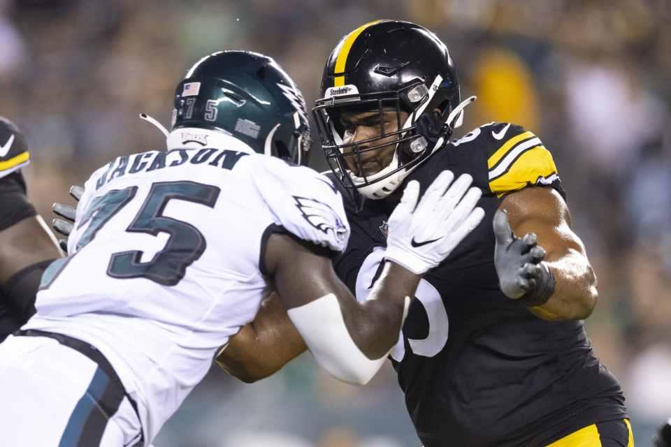 Eagles Player Spotlight: Tarron Jackson
