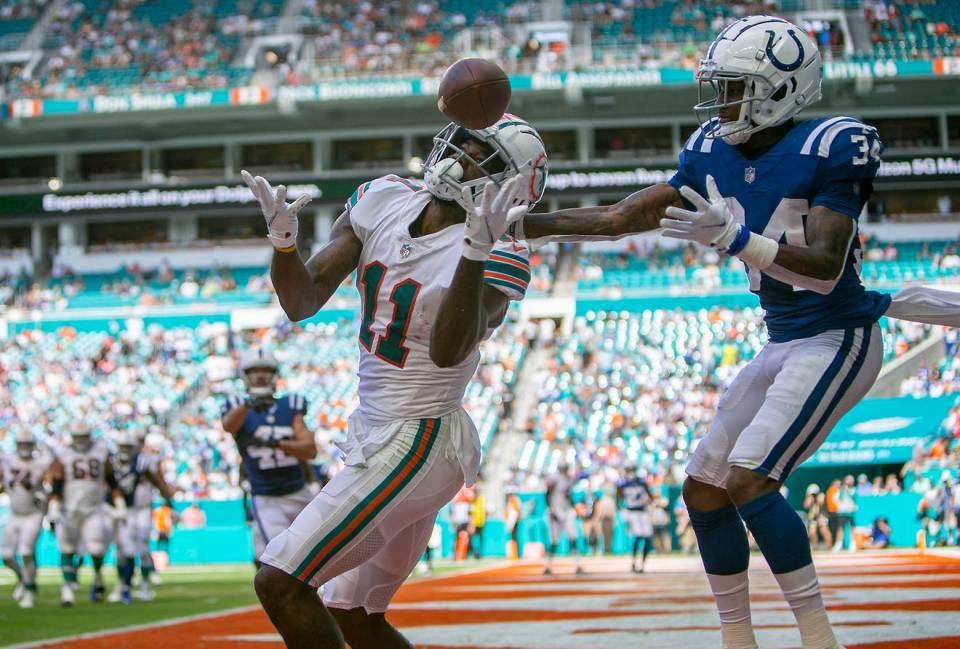 Miami Dolphins Week 4 Recap: Indianapolis Colts