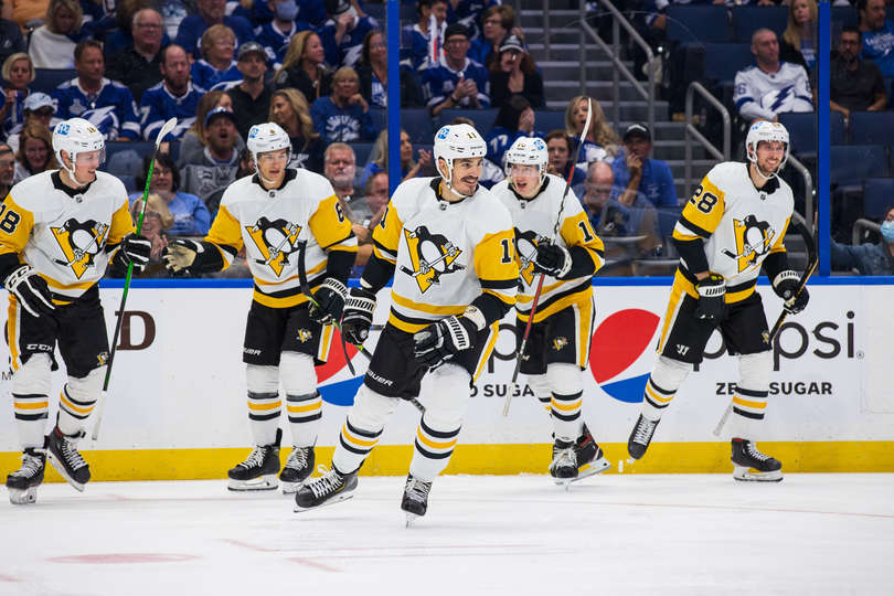 With an immaculate start to the season, it seems like the Pittsburgh Penguins could've found their future fourth line.