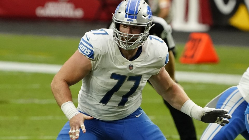 Frank Ragnow out for season