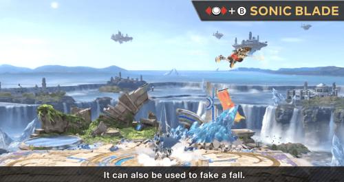 Sora Smash Moveset