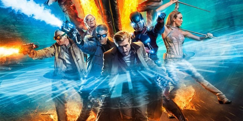 Source: CW // DC's Legends of Tomorrow