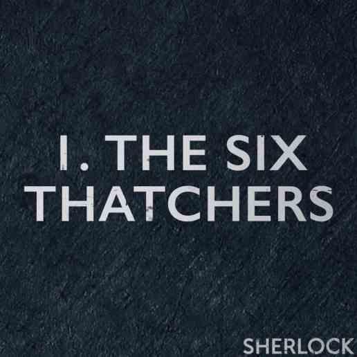 Source: BBC Sherlock