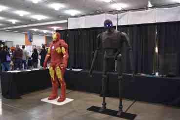 Exhibits on SVCC Convention Floors Photo Source: TGON